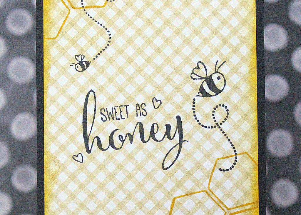 Sweet As Honey PL Card