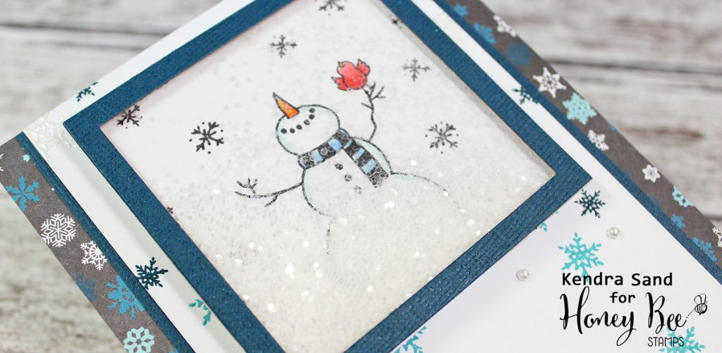 Cute Winter Snowman