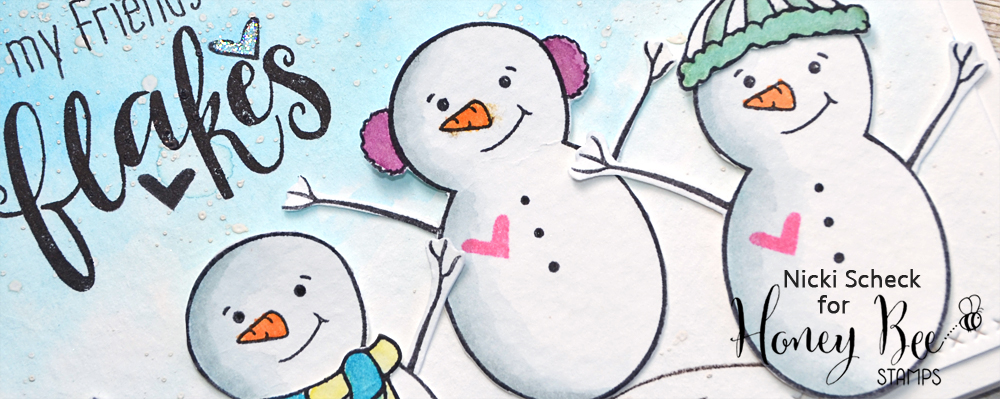 Flakey Snow Friends