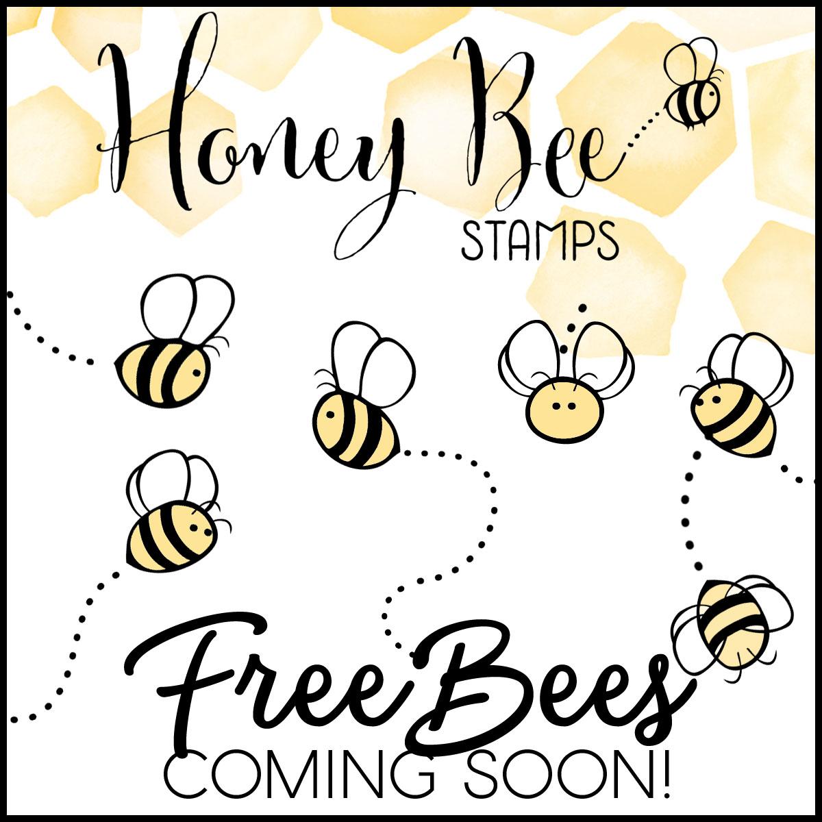 Birthday Bash New Release Sneak Peek – Free Bees!!