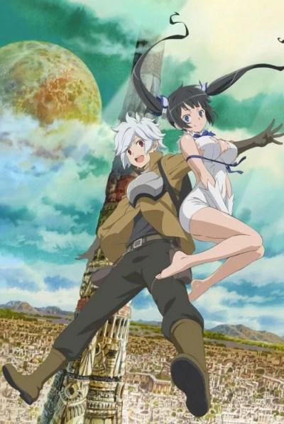 6 Anime Like DanMachi [Recommendations]