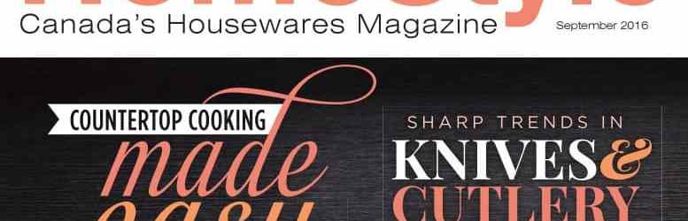 House of Knives Featured in Homestyle Magazine