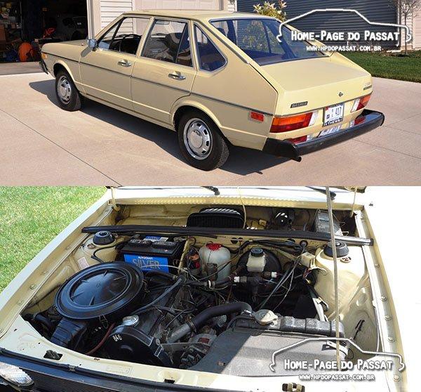 VW Dasher 1975