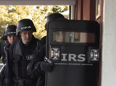 Haven't filed a Return ... and here comes the IRS-Swat-Team