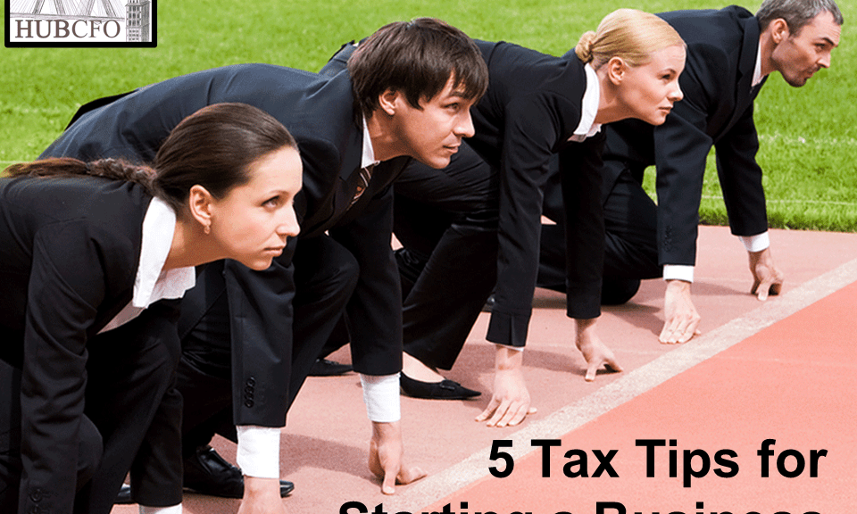 Tax Tips for Starting a Business