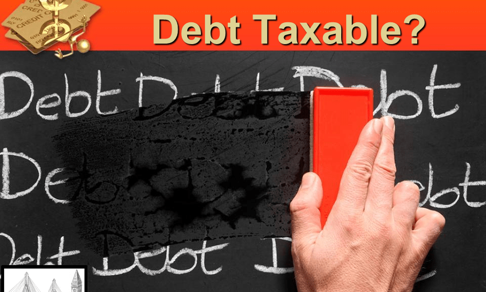Is Canceled Debt Taxable?