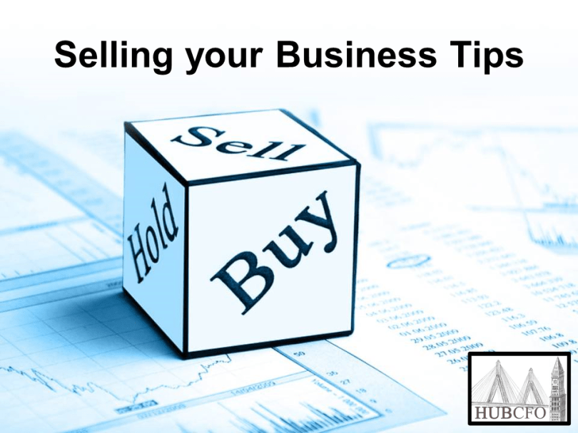 Selling your Business Tips