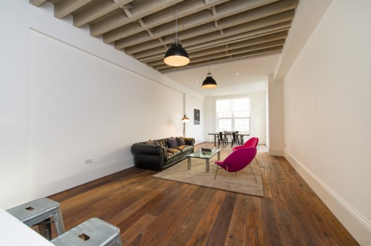 4 Modern and Trendy Loft Apartments, 31 Corsham Street, Shoreditch, N1