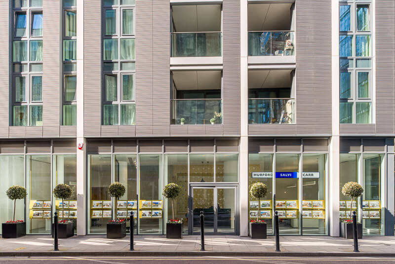 Hurford Salvi Carr New Office In Aldgate