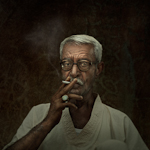 Street Portrait - Bahrain, Arabian Gulf