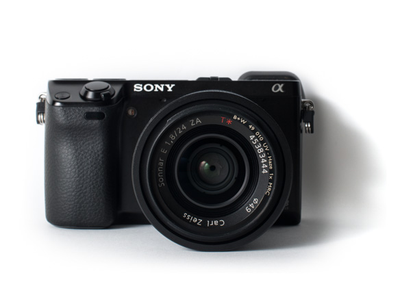 Sony Alpha NEX-7 Mirrorless Interchangeable Lens Camera