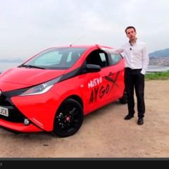 Toyota Aygo – 2015 | Prueba en carretera