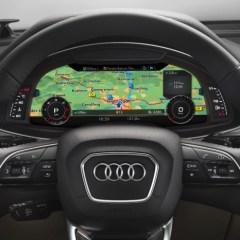 Audi ofrecerá navegación activa y tridimensional