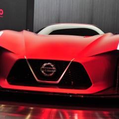 El espectacular Nissan Concept Vision 2020 en el Salón del Automóvil de Tokio