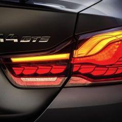 BMW, primer fabricante en ofrecer pilotos OLED en un coche de producción