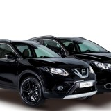 Nissan lanza las series exclusivas Black Edition en Madrid Auto