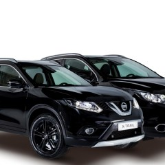 Nissan lanza las series exclusivas Black Edition en Madrid Auto