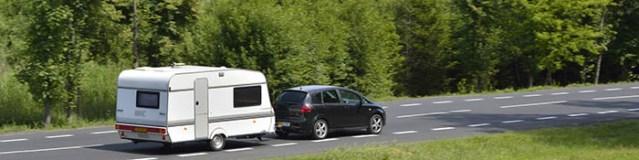 Caravanas, ¿conoces la normativa para circular con ellas?
