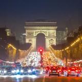 Los coches de París obligados a llevar una etiqueta según su grado de contaminación