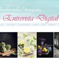 Entrevista Digital a Sonia Martin. A Qué Saben las Nubes Photography