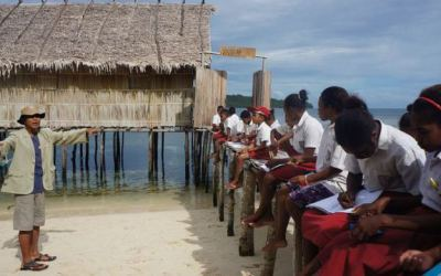 Why universal secondary education can help fight climate change