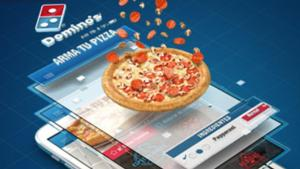 La App de Domino's Pizza