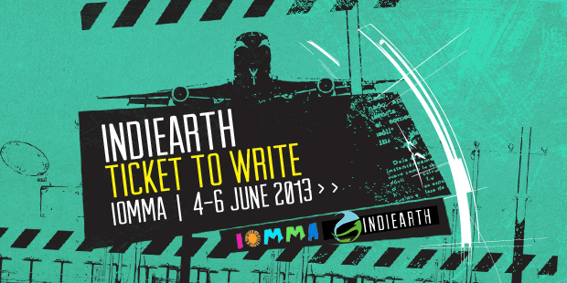 IndiEarth Ticket To Write 2013