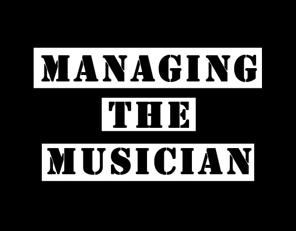 managing the musician