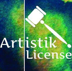Artistik License Logo - small