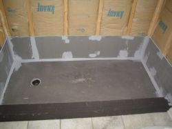 Small Of Wedi Shower Pan