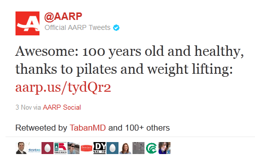 "twitter how to use - AARP, ""Life After 50"""