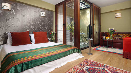 A room of Ibrahim Pasha Boutique Hotel, Sultanahmet