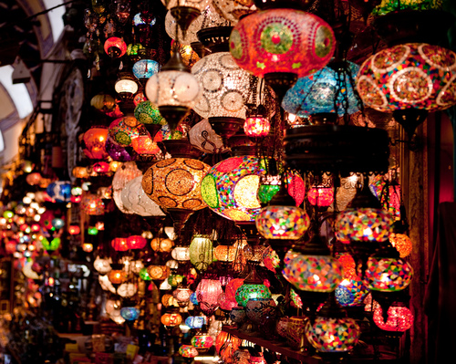 Grand Bazaar is open everyday from 9am-7pm except Sundays