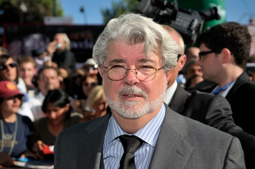 Filmmaker George Lucas championed one the year's best short films.
