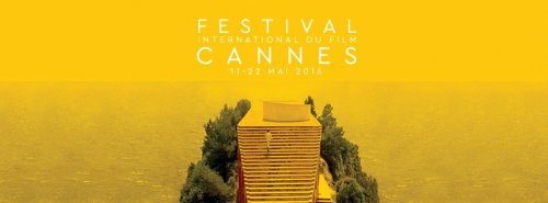 Festival de Cannes 2016 poster (short film and movie news)