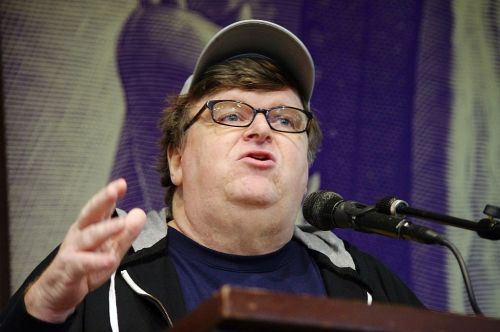 Michael Moore (short film and movie news)