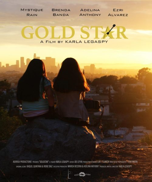 Gold Star film poster (short film and movie news)