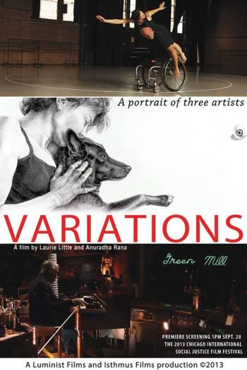 """Variations"" (short film and movie news)"