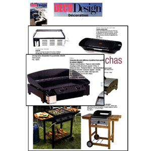 Plancha Tradition 60 - Eno - Deco Design Magazine