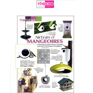Mangeoire Design Plus - Born in Sweden - VivaDeco