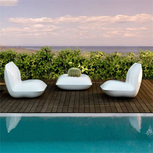 Fauteuils Pillow & Pot Pillow - Vondom