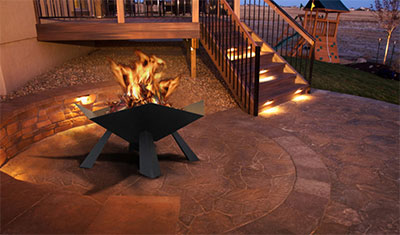 Contving FirePit