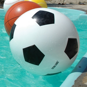 Ballon FootBall géant