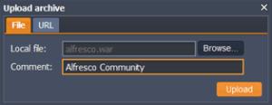 alfresco hosting