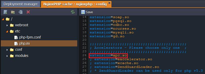 Nginx_APC