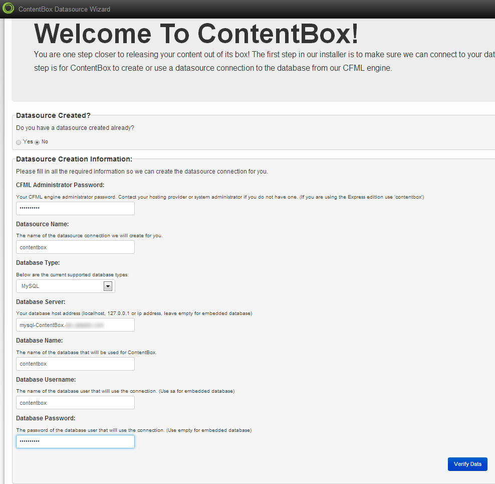 ConrentBox Datasource