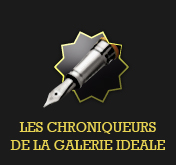 Devenez Chroniqueur de la Galerie Idéale