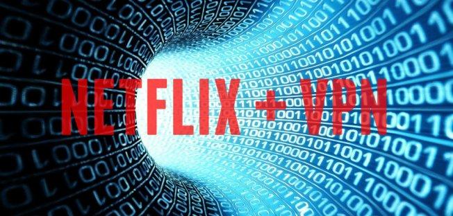 NETFLIX + VPN