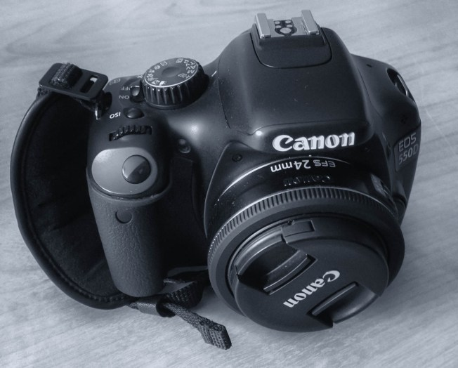 Canon 550D : différentier autofocus et mesure d'exposition