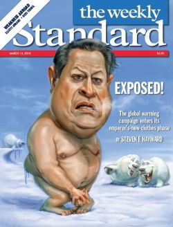 Al Gore In Denial